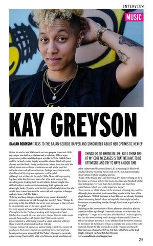 Page 25 of KAY GREYSON