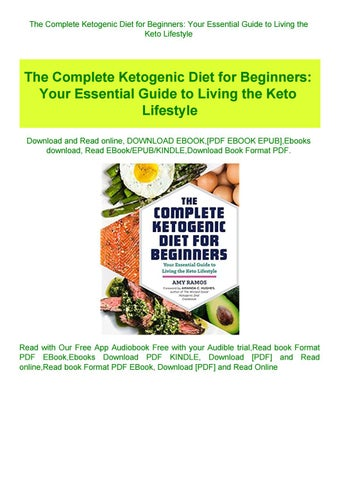 keto complete ketogenic diet pdf