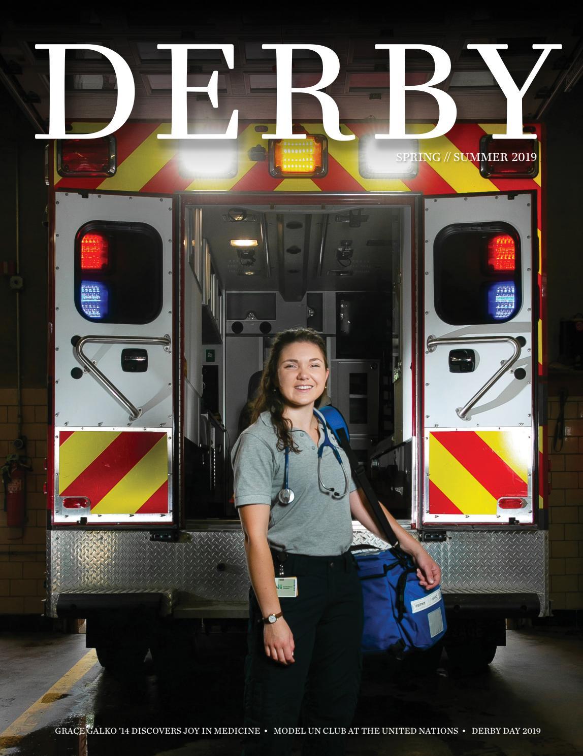 Derby Magazine Spring Summer 2019 By Derby Academy Issuu