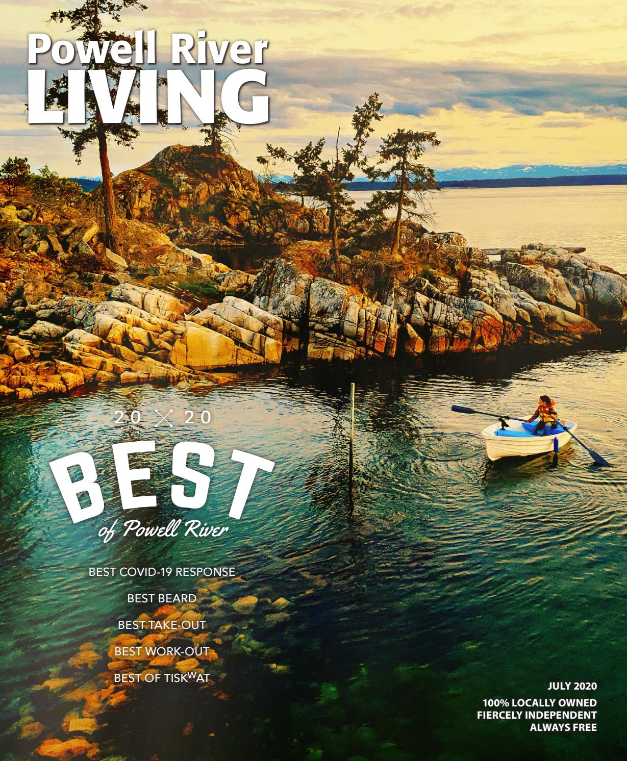 Powell River Living July 2020 By Sean Percy Issuu