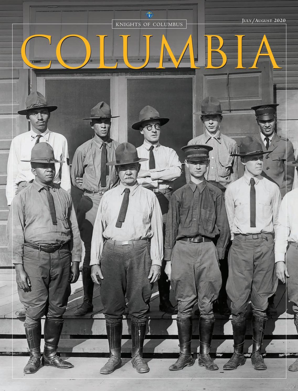 Knights of Columbus Columbia Magazine