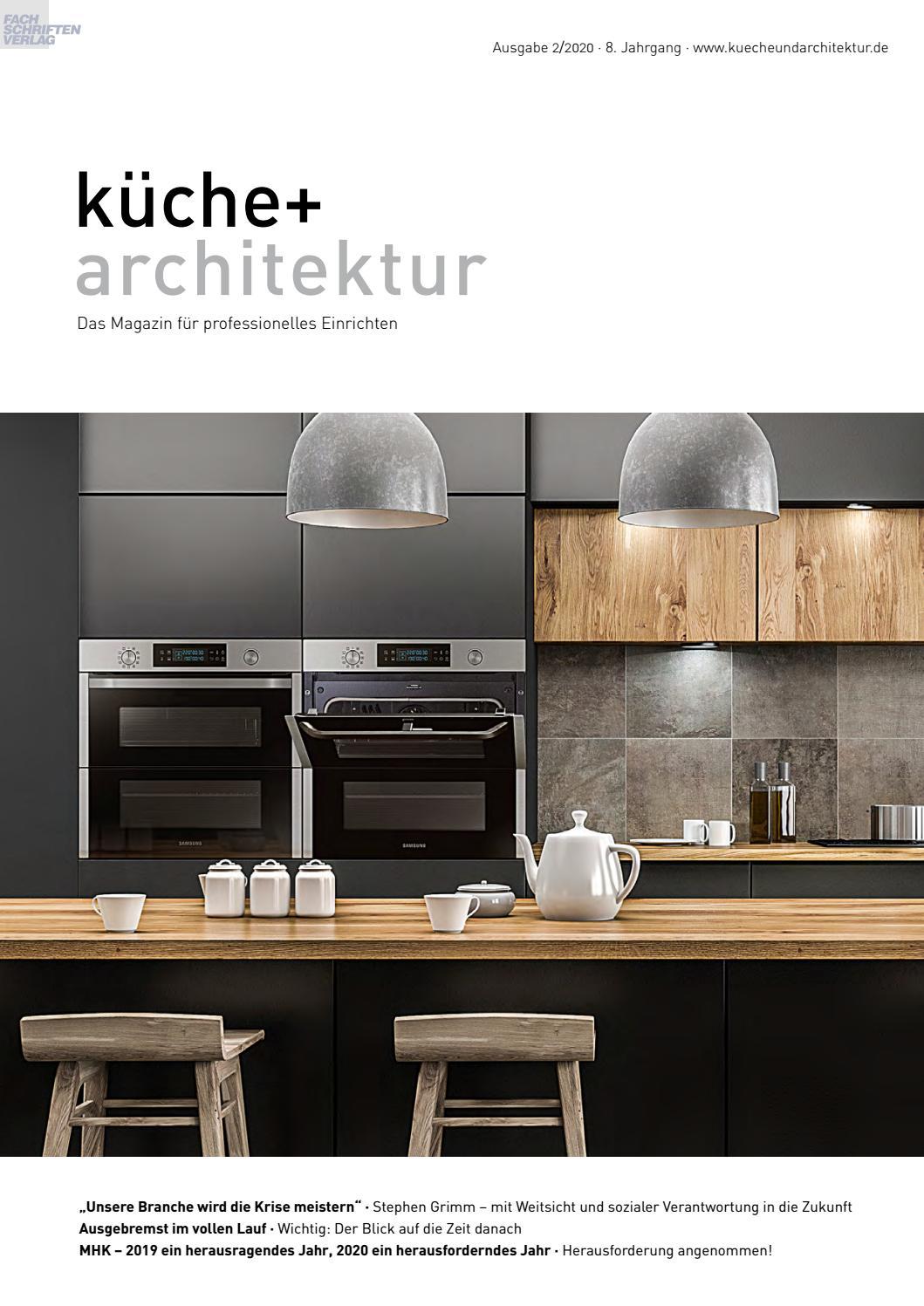 Kuche Architektur 2 2020 By Fachschriften Verlag Issuu