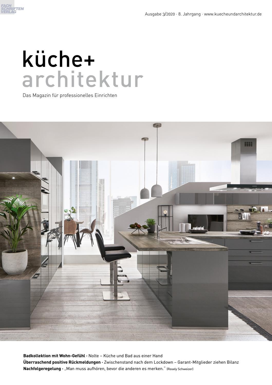 Kuche Architektur 3 2020 By Fachschriften Verlag Issuu