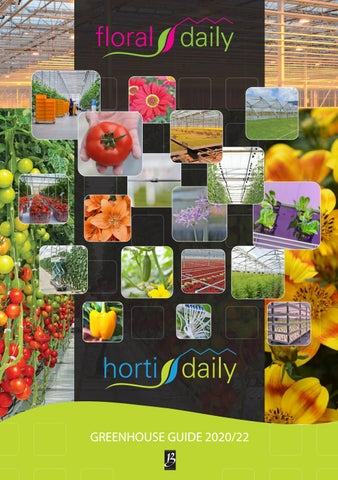 Greenhouse Guide 2020 22 By Agf Vormgeving Issuu