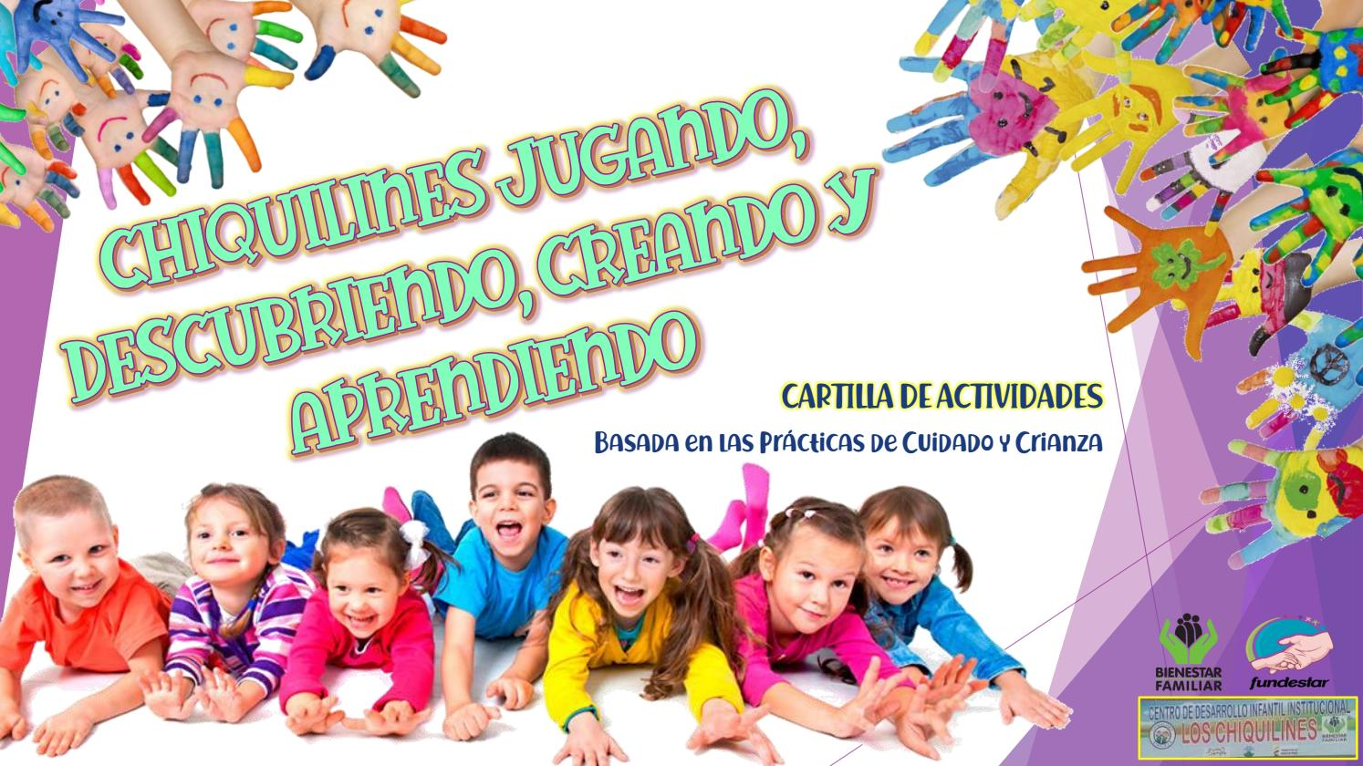 CARTILLA_CHIQUILINES JUGANDO, DESCUBRIENDO, CREANDO Y APRENDIENDO by  elianamoralesr - issuu