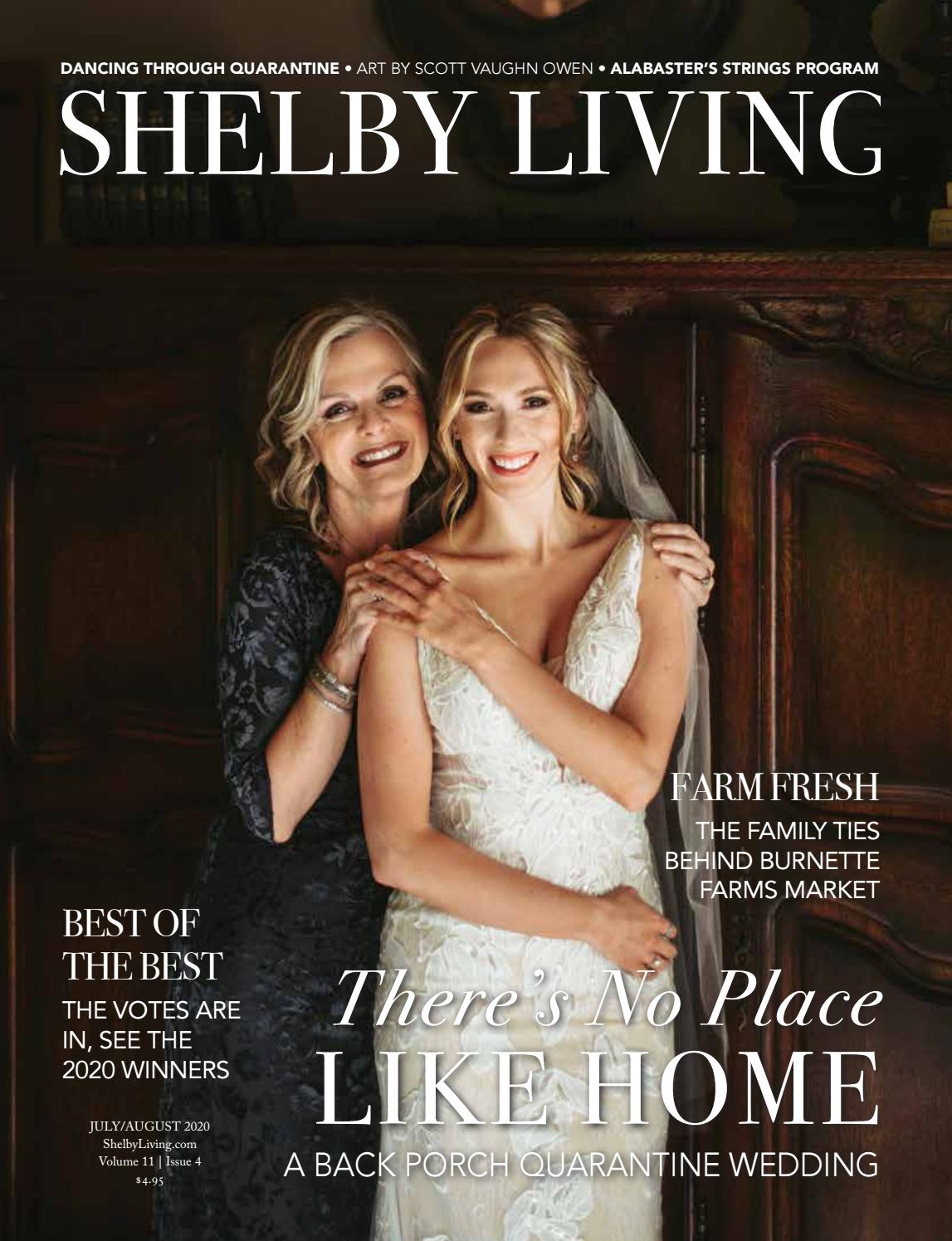 Shelby Living, July/August 2020 by Shelby County Newspapers, Inc
