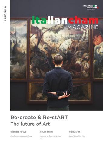 The Italiancham Magazine Vol 8 By Icchkmacao Issuu