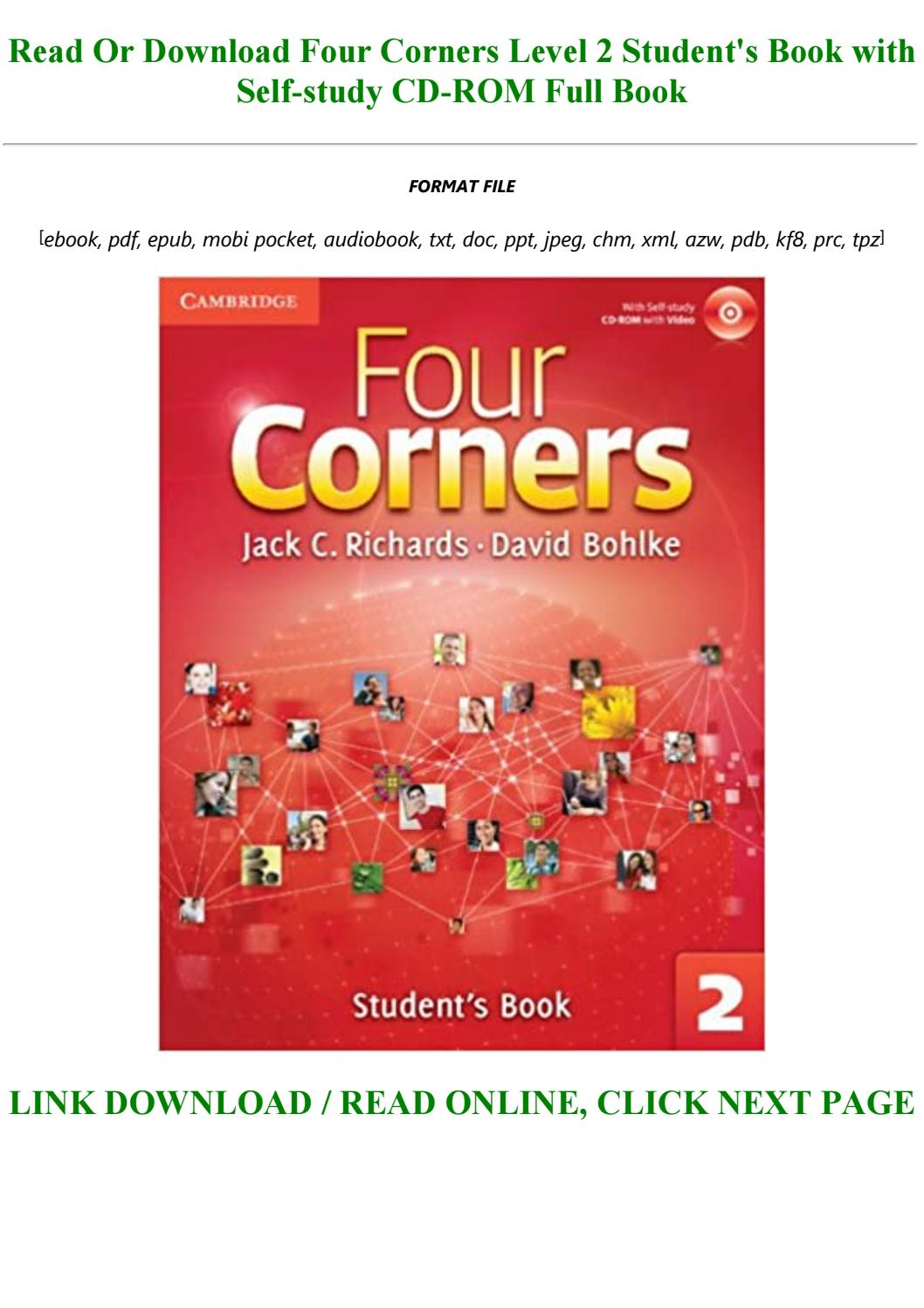 four corners level 2 students book pdf free download