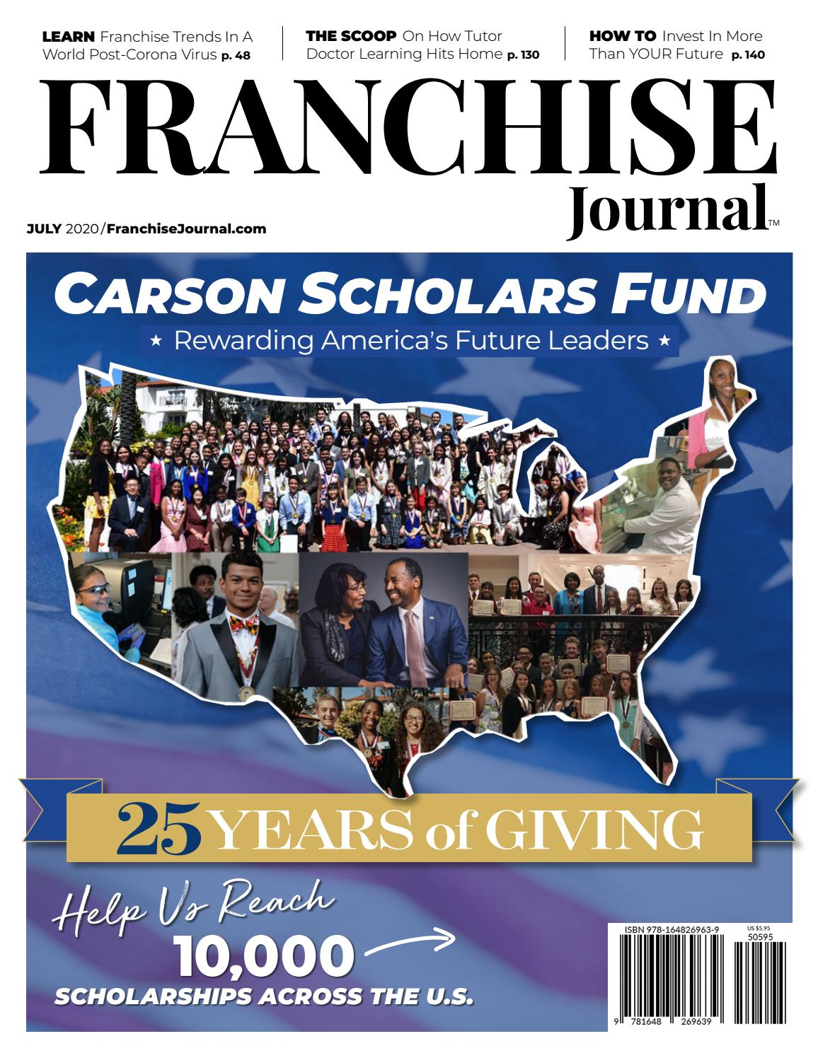 Franchise Journal July 8 by TheFranchiseJournal   issuu