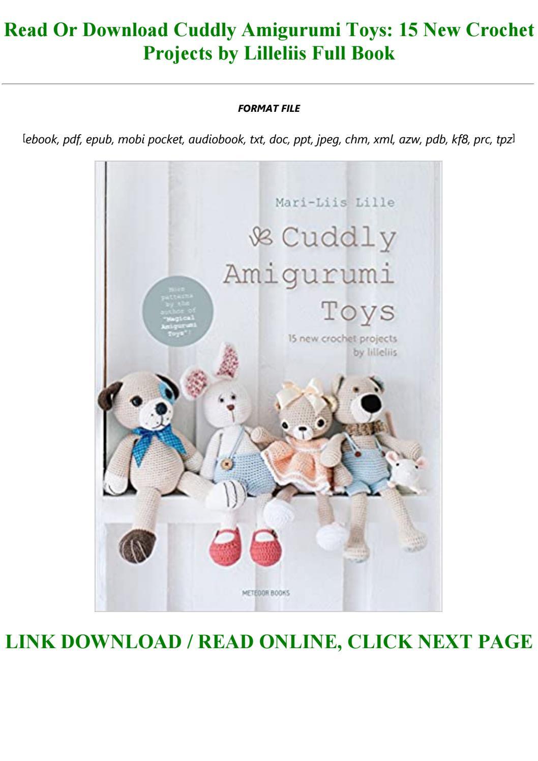 Download Devils in Love Amigurumi Crochet Pattern (Big Huggy Dolls ... | 1497x1058