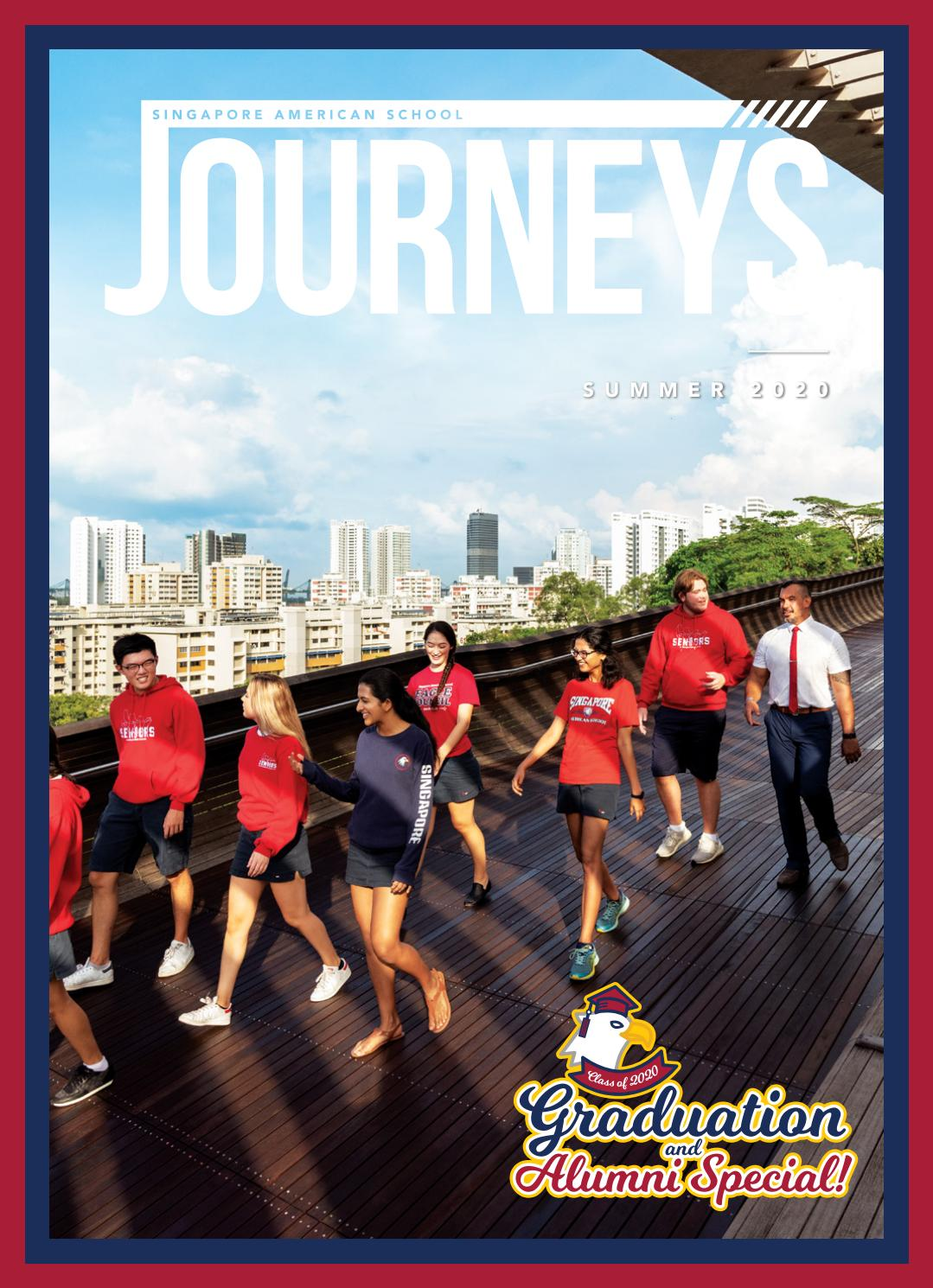Journeys Summer 2020 By Singapore American School Issuu