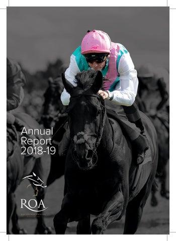 Horserace betting levy board annual report epga bmw international open betting