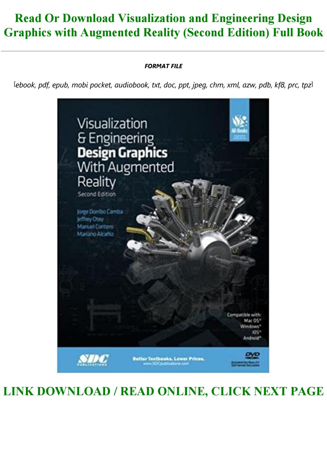 Read Pdf Visualization And Engineering Design Graphics With Augmented Reality Second Edition F By Finleydaniel1997 Issuu