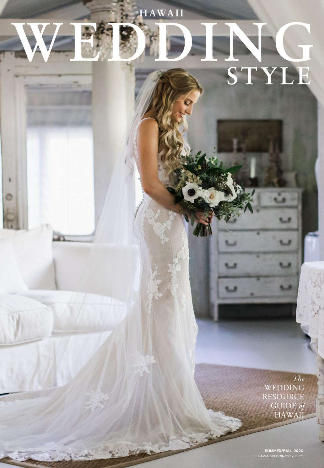 Hawaii Wedding Style   Summer/Fall 18 by Hawaii Wedding Style ...