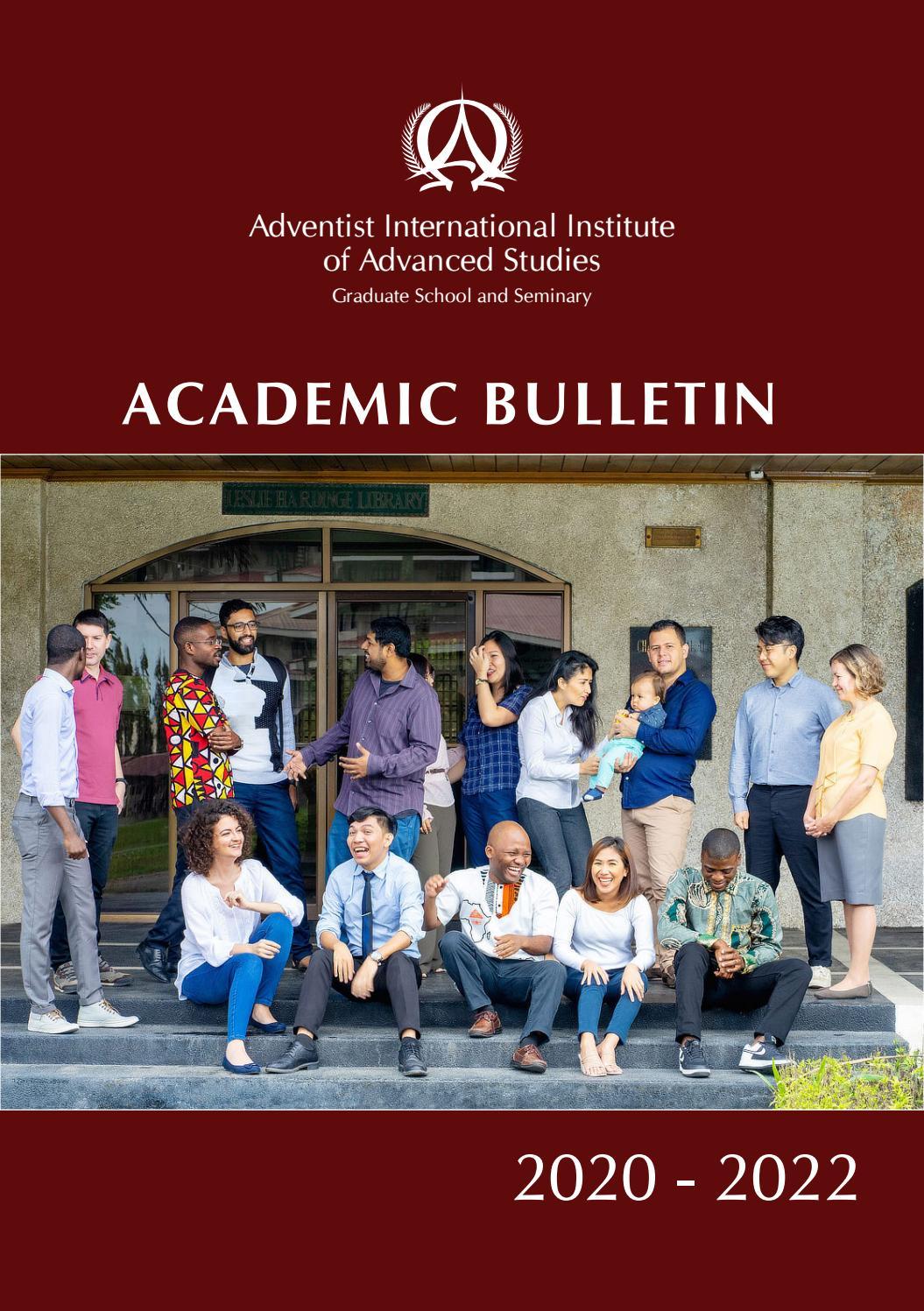Cal Poly Academic Calendar 2022 2023.Aiias Academic Bulletin 2020 2022 By Aiias Issuu