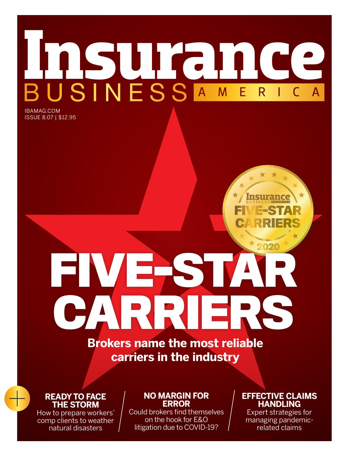 Insurance Business America 8 07 By Key Media Issuu