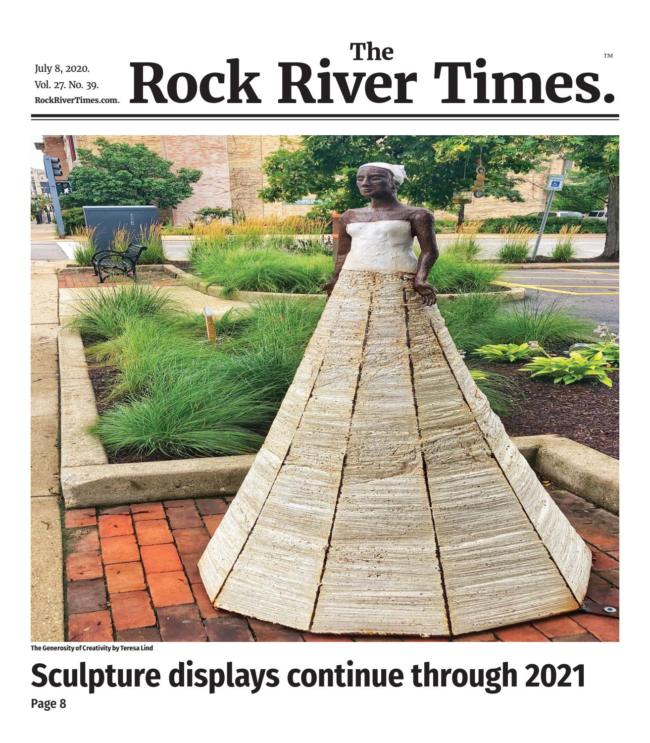 The Rock River Times July 8 2020 By Rockrivertimes7 Issuu