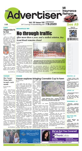 Tca 7 8 20 All Pages By Tuscola County Advertiser Issuu