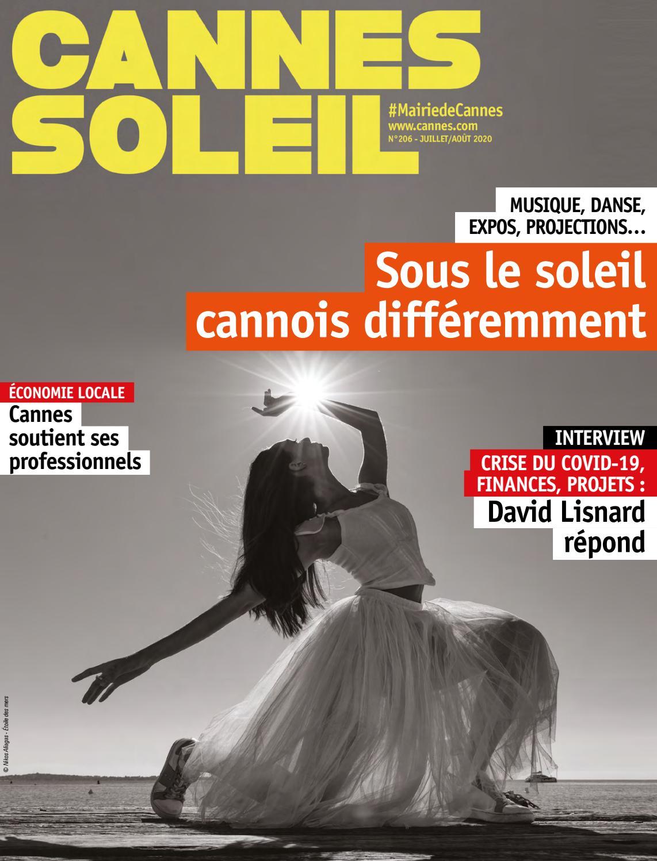 Juillet Aout 2020 Cannes Soleil By Ville De Cannes Issuu