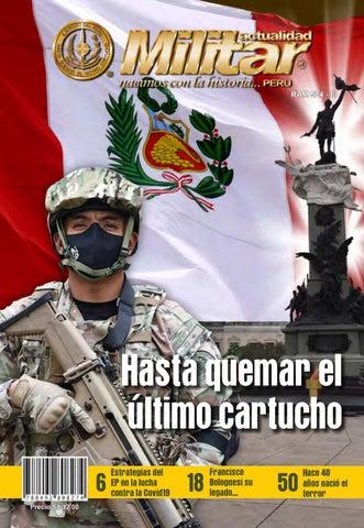 Revista Actualidad Militar N 524 Iii 2020 Hasta Quemar El Ultimo Cartucho By Ejercito Del Peru Issuu