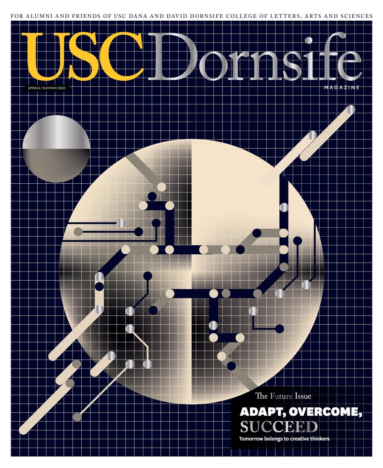 The Future Issue By Usc Dornsife Office Of Communication Issuu