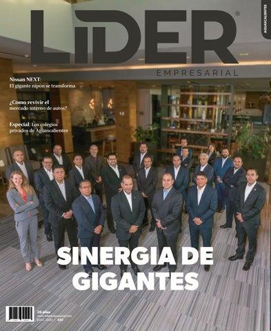 Líder Empresarial No. 306