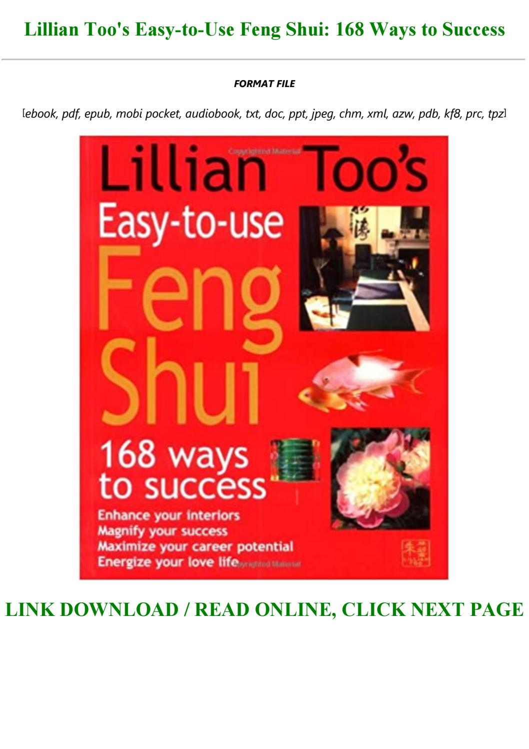 feng shui lillian too free download