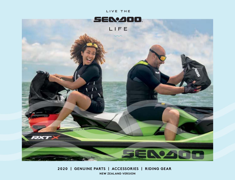 Black TOP of The LINE Jet SKI Cover for Sea Doo GTX 170 2020 ...