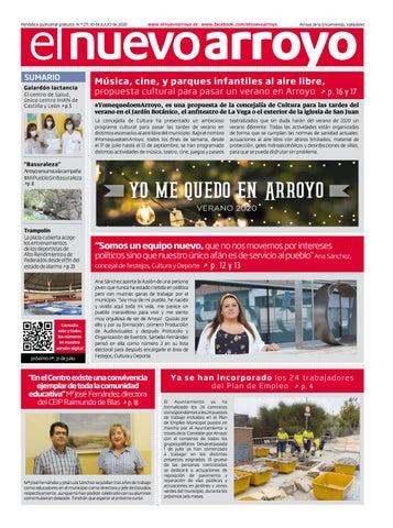 Hemeroteca – El Nuevo Arroyo