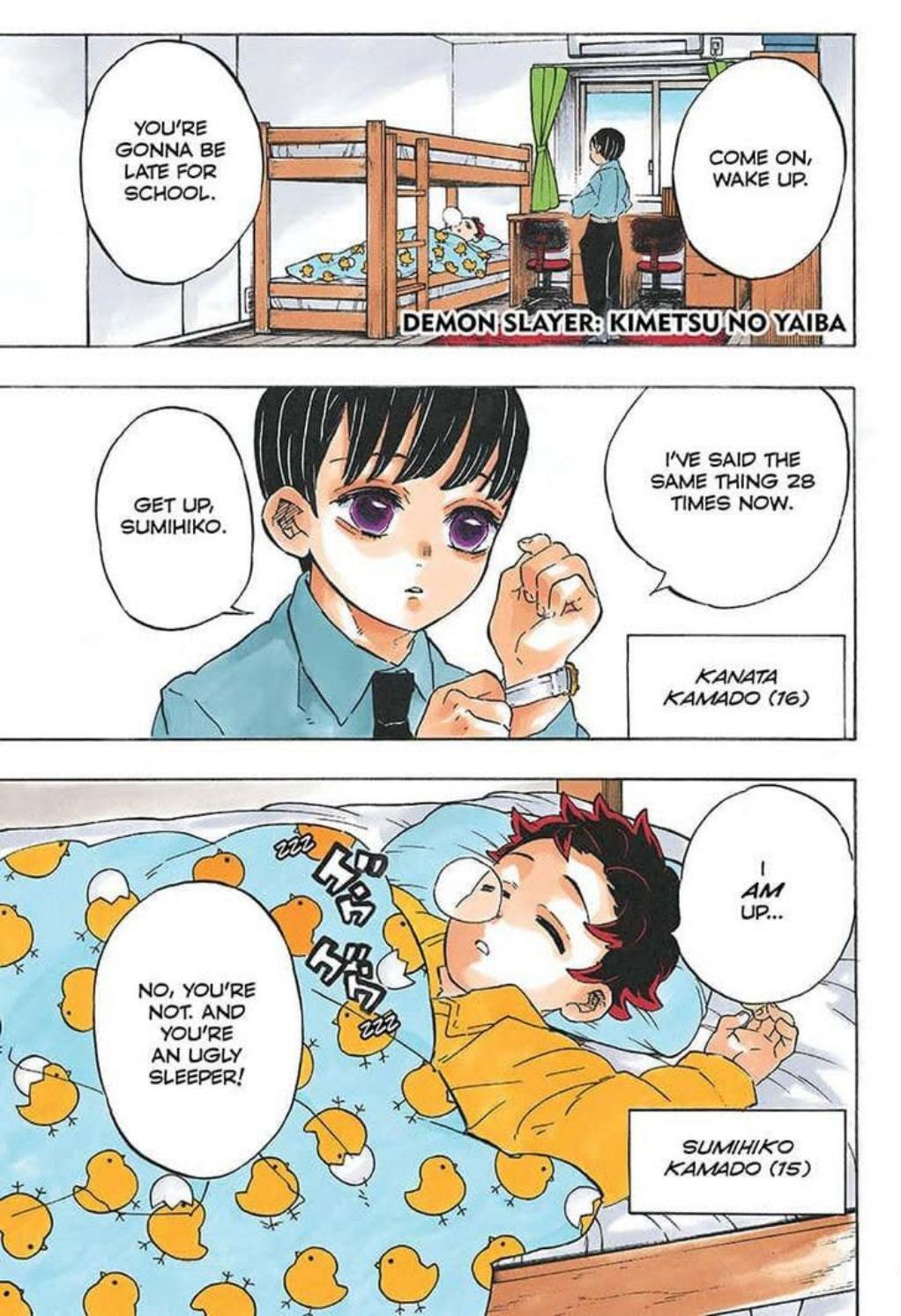 Read kimetsu no yaiba