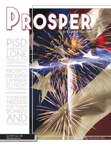2020 Christmas Midnight Mass Forney PROSPER   Life & Luxury Magazine | July 2020 by Cedarbrook Media