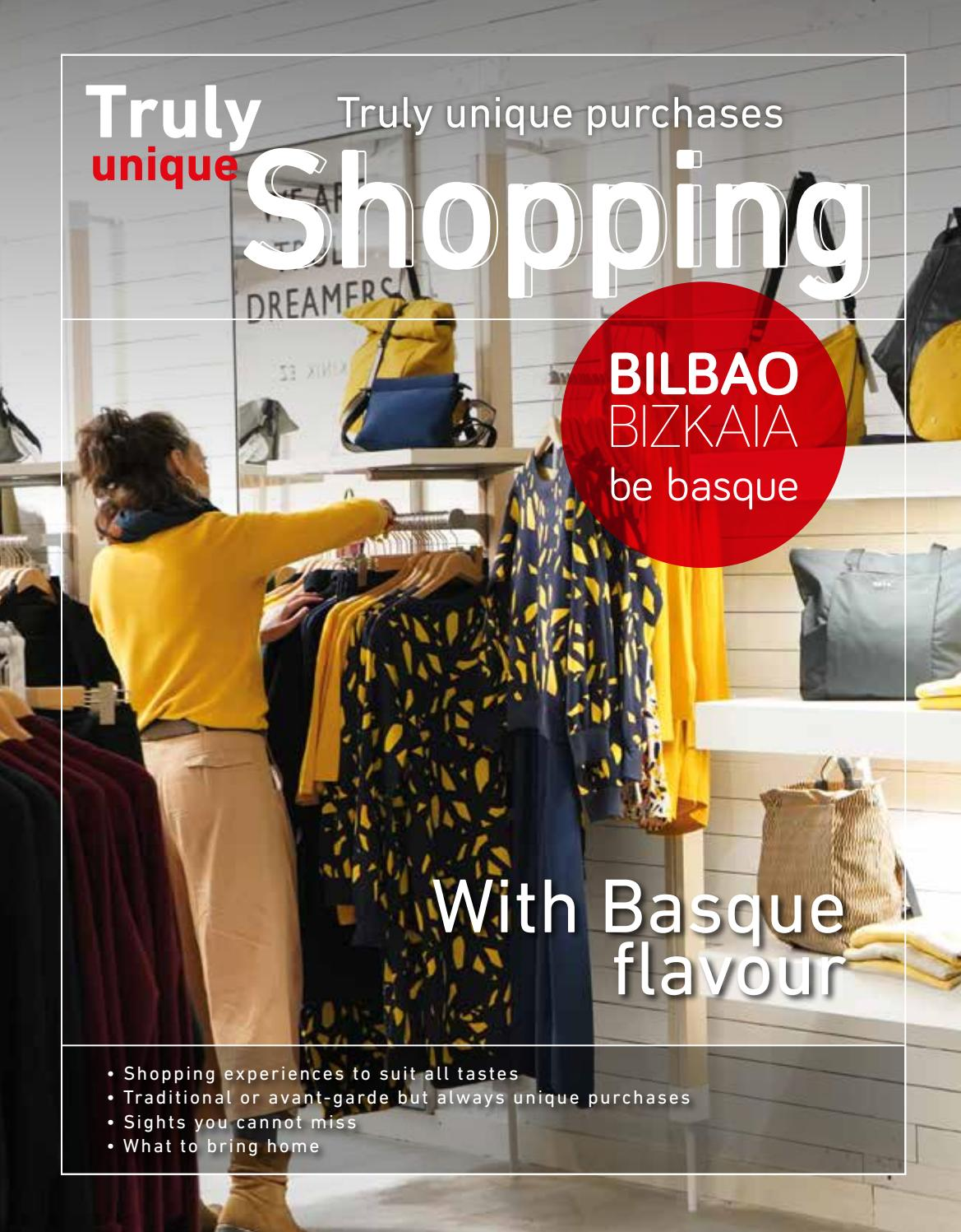 Shopping Truly unique purchases by Bilbao Turismo - issuu