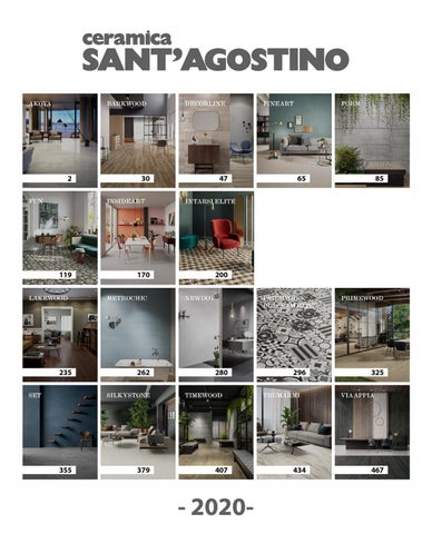 Sant Agostino Kombiniran Katalog By Esteta Interiori Issuu