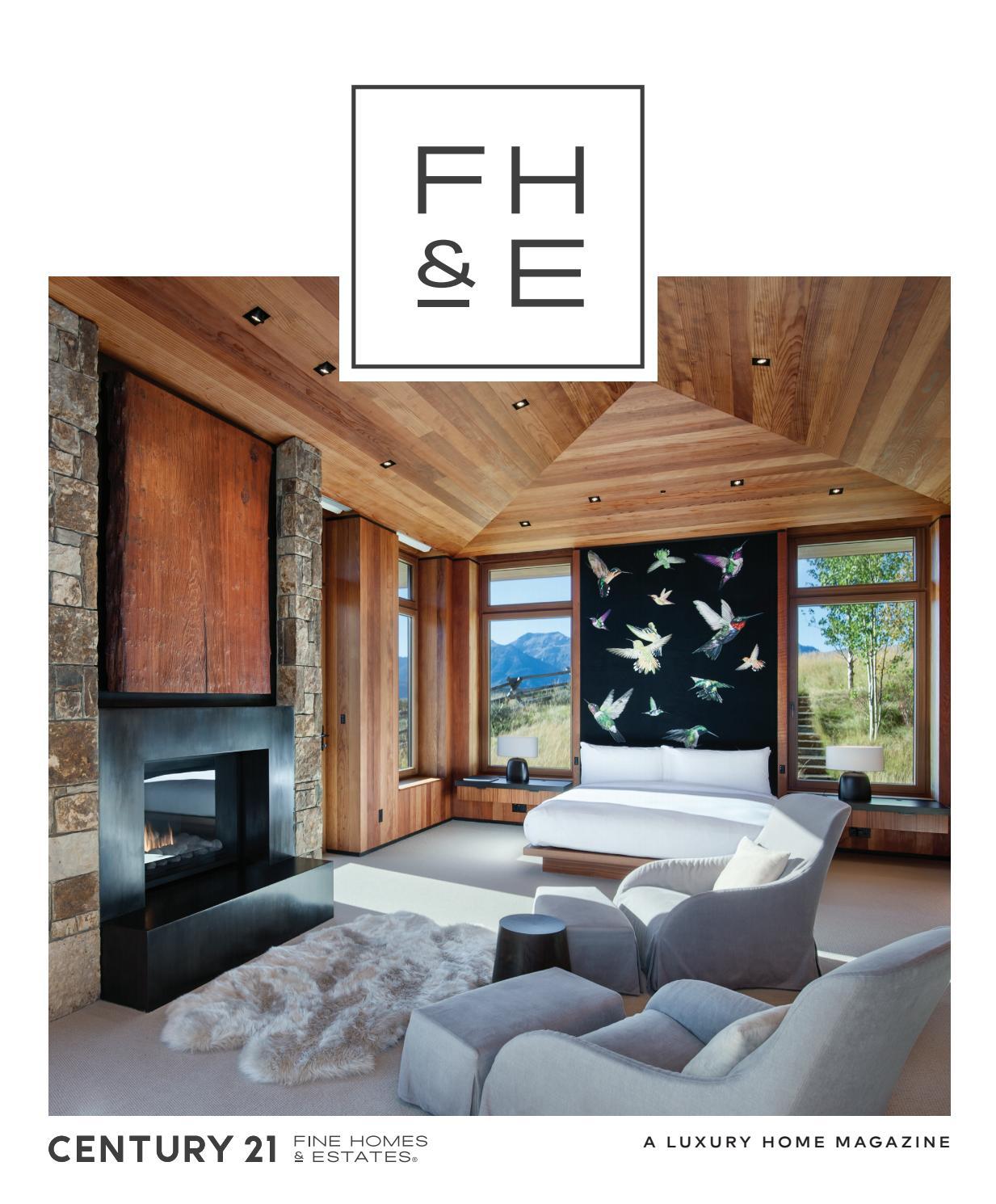 2020 Century 21 Fine Homes Estates Luxury Home Magazine Issue No 10 By Century 21 Real Estate Issuu