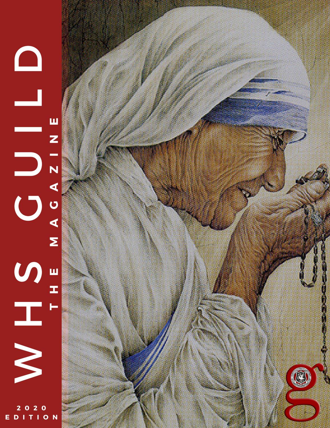 Annual Guild Magazine 2020 By Wycombe High School Issuu