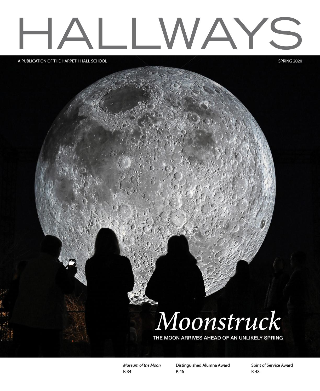 Hallways Spring 2020 By Harpeth Hall Communications Issuu