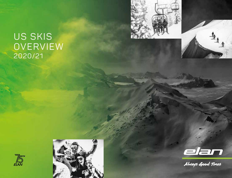 Elan Explore 8 Skis w//EL 10.0 GW Shift Bindings 2021 168