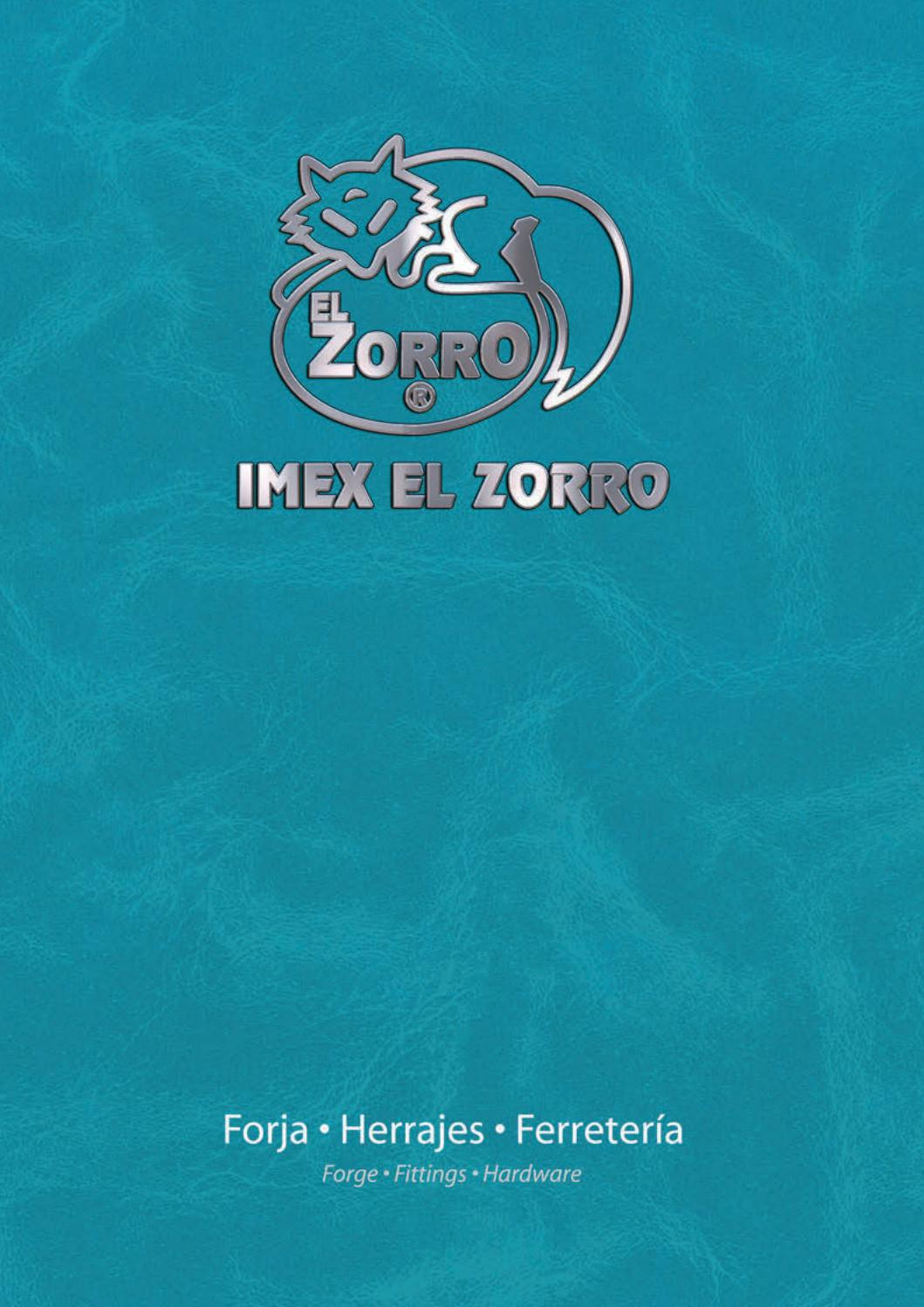 250 mm Imex El Zorro 73922-B El Zorro 73922-B-Pasador