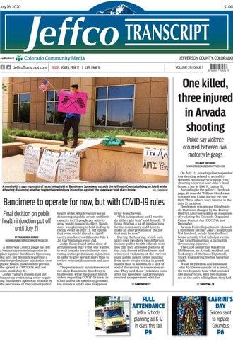 Jeffco Transcript 0716 By Colorado Community Media Issuu