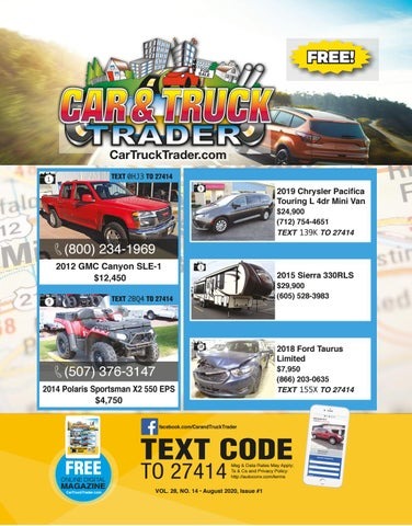 Car Truck Trader 28 14 By Dchpublications Issuu