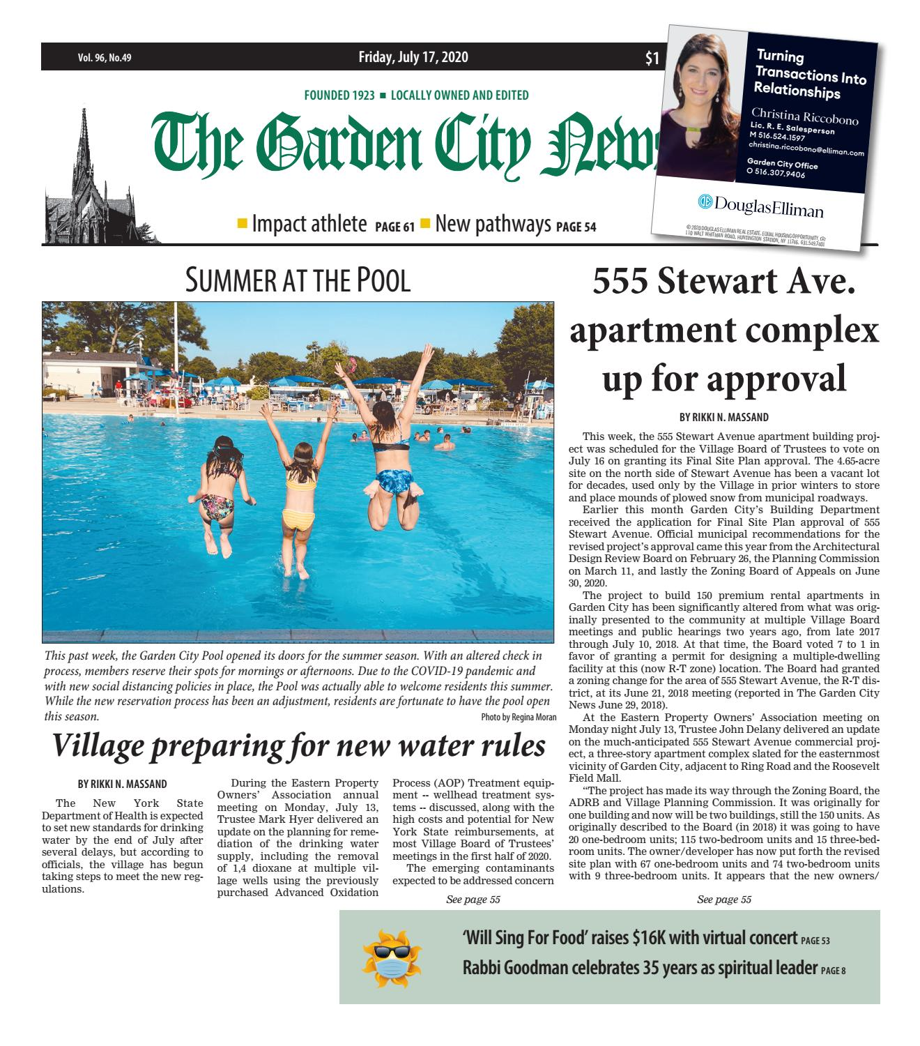 The Garden City News 7 17 20 By Litmor Publishing Issuu