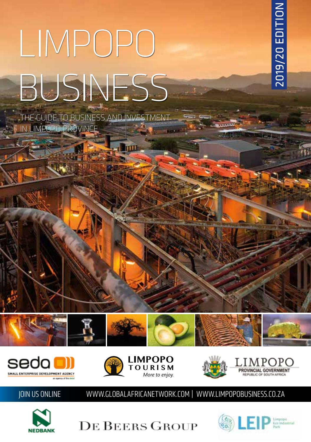 trade and investment limpopo ceo compensation