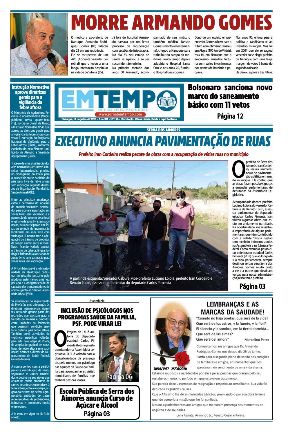 EM TEMPO - 197