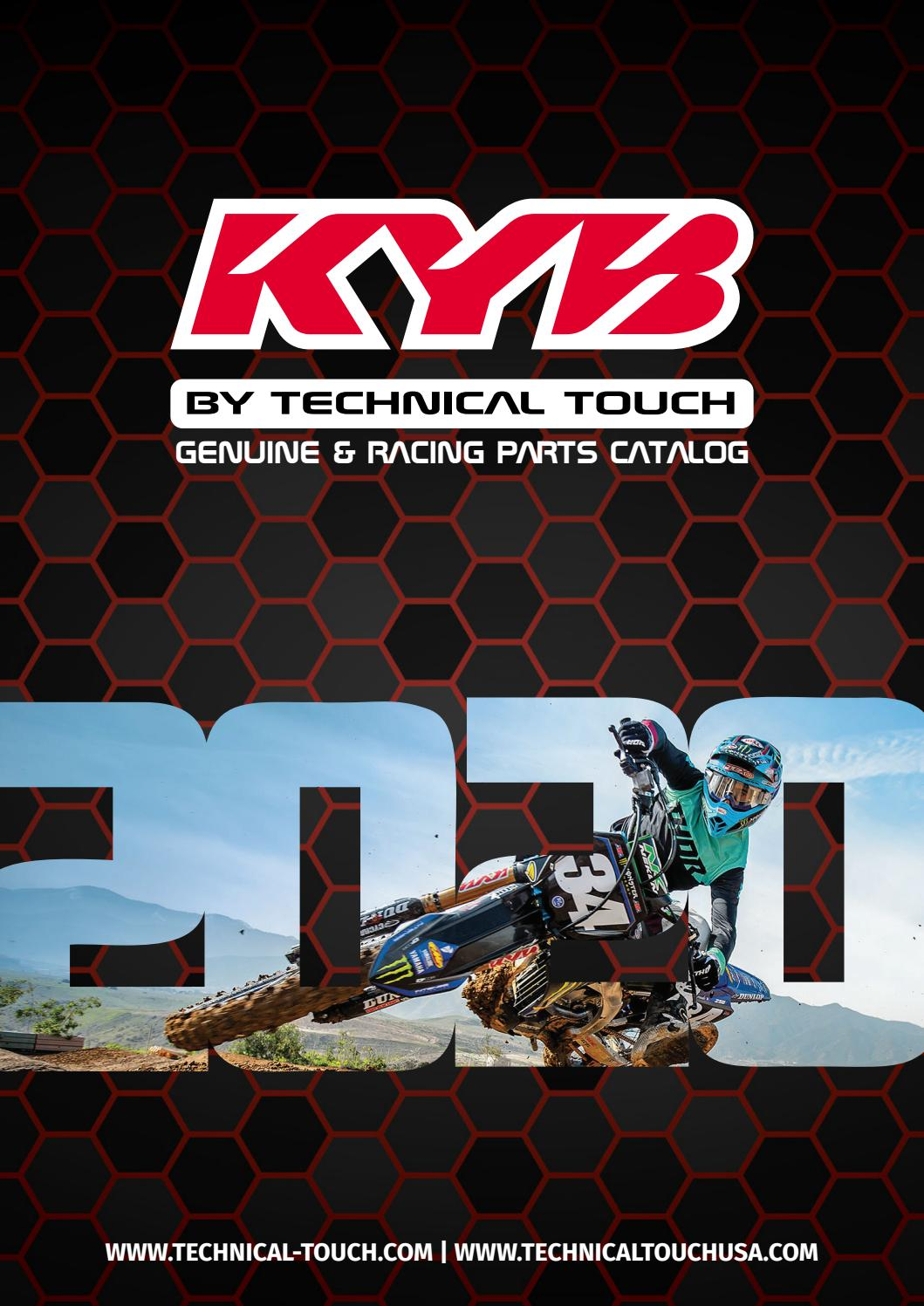 KYB OEM Rear Shock Shaft bump Stop Bumper Suspension Stock Cr 125 Cr250 500