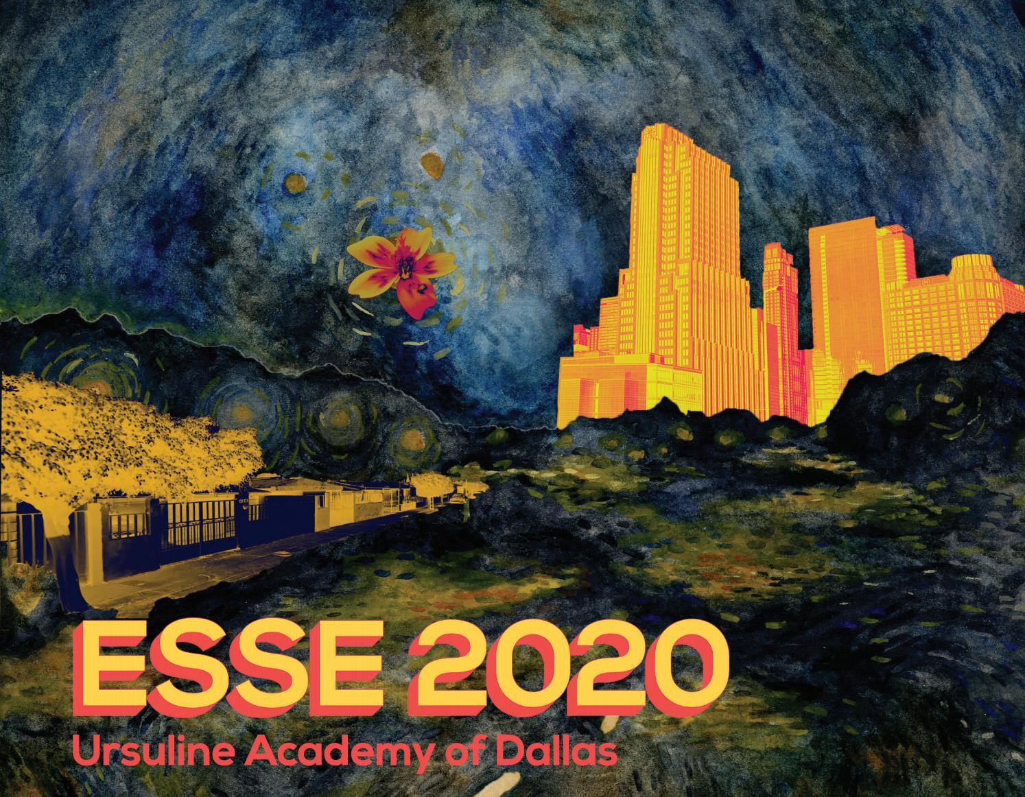 Esse 2020 by Ursuline Academy of Dallas - issuu