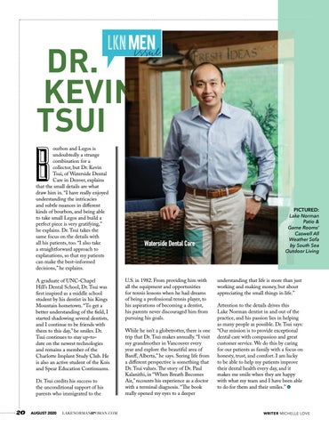Page 20 of DR. KEVIN TSUI