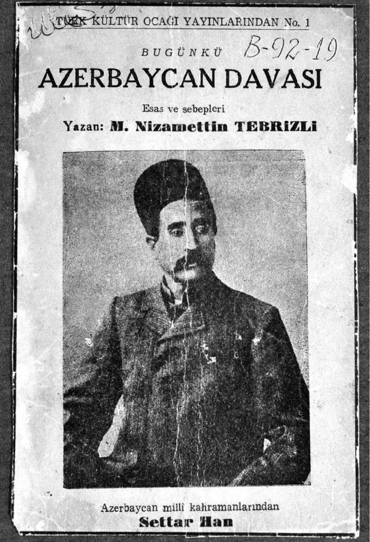 M. Nizamettin Tebrizli - Bugünkü Azerbaycan Davası by Türkçü Betik ...