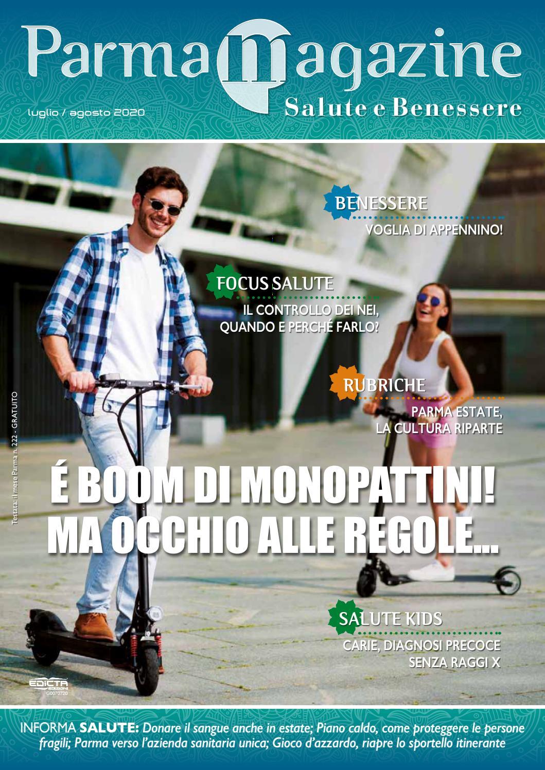 Parma Magazine Salute E Benessere N 17 By Edicta Issuu