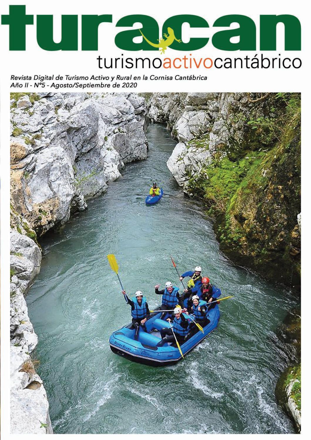 Turacan Nº5 Turismo Activo Y Rural En La Cornisa Cantábrica By Conexemp Publicaciones Issuu