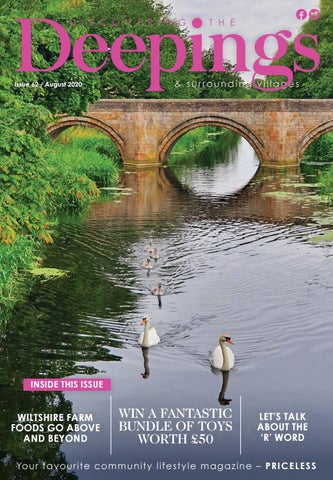 Discovering The Deepings Issue 062 August 2020 By Discovering Magazines Issuu